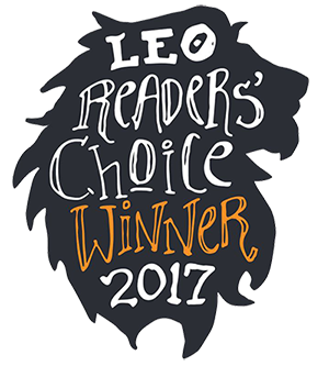 LEO Readers Choice Award Winner