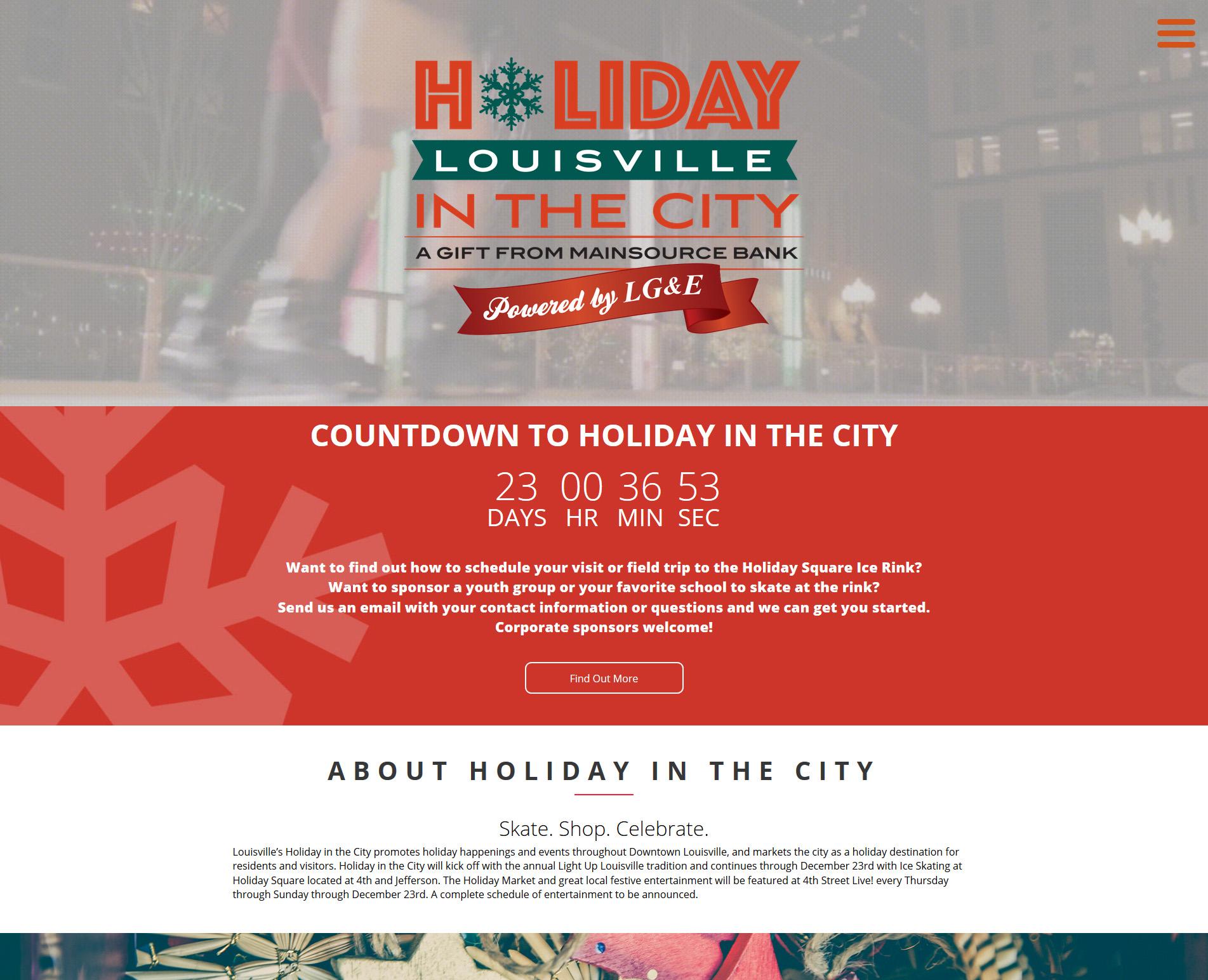 holidayinthecity
